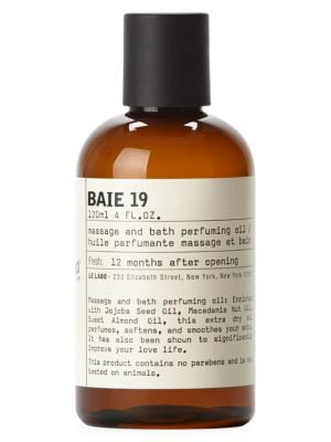 Baie 19 Body Oil