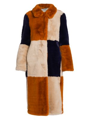 Adalyn Faux-Fur Coat