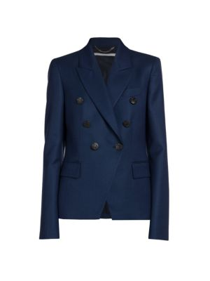 Robin Double Breasted Wool Jacket