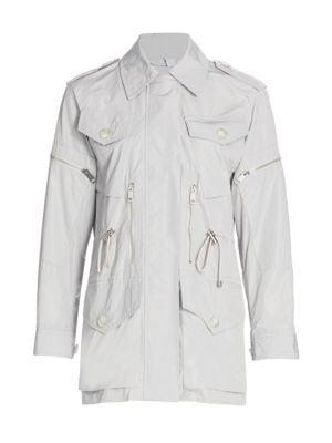 Middleham Drawstring Utility Jacket