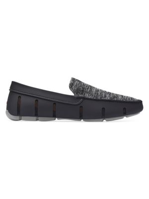 Venetian Knit Loafers