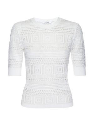 Open-Stitch 70s Sweater
