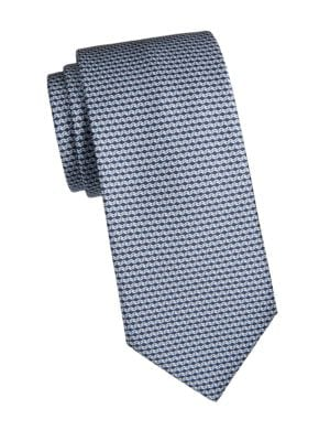 Wave Silk Tie