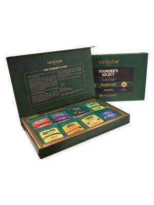 Founder's Select Tea Bags 40-Piece Set