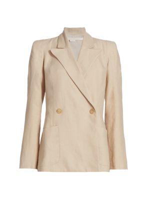 Sharp Double Breasted Jacket