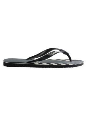 Top Lines Flip Flops