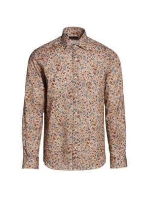 COLLECTION Vintage Floral Shirt