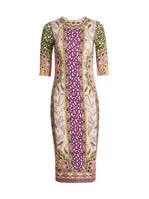 Delora Knit Bodycon Dress