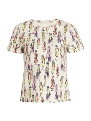 Rylyn Crewneck Graphic T-Shirt