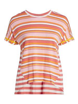 Marina Sport Valletto Jersey Striped T-Shirt