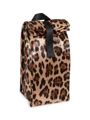 Leopard Print Snack Pack