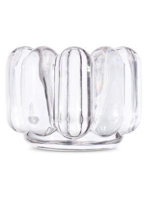 Press Glass Tealight