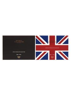 Dark & British Chocolate 24-Piece Bundle