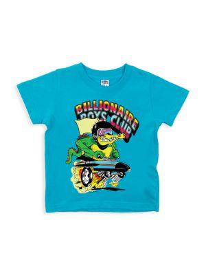 Little Boy's & Boy's Scuba Racing Team T-Shirt