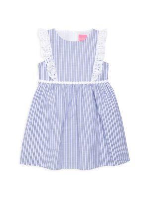 Little Girl's & Girl's Madelina Ruffle Dress