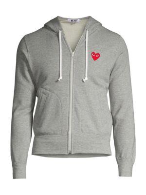 Play Zip Hooded Sweater