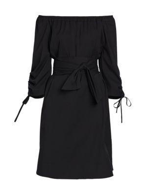 Classic Stretch Cotton Keene Dress