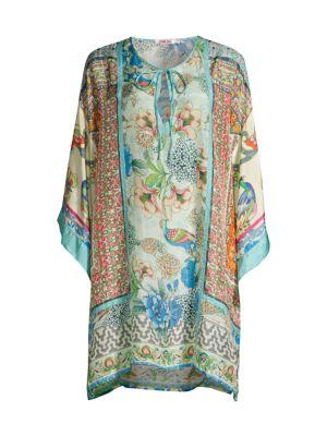 Bayhill Silk Kimono Tunic