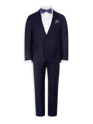 Little Boy's & Boy's 2-Piece Suit