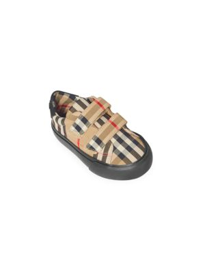 Baby's & Little Kid's Markham Checkered Sneakers