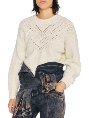 Arresispe Knit Sweater