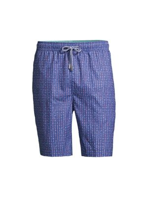 Golf Clubs & Cans Swim Shorts