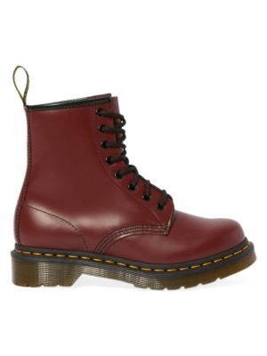 1460 Leather Combat Boots