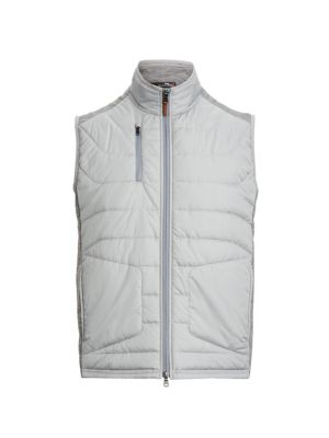 Stretch Terry Golf Vest