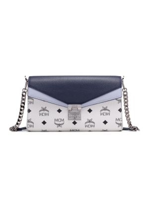Millie Visetos Crossbody Bag
