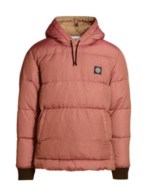 Pullover Puffer Jacket