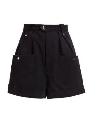 Palino Wide-Leg Shorts