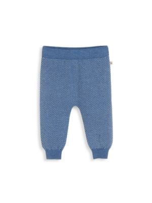 Baby Boy's Homegrown Knit Jogging Trousers