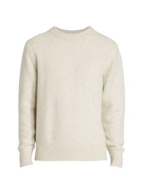 Miller Wool-Blend Sweater