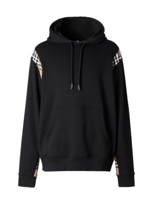Archive Check Hoodie