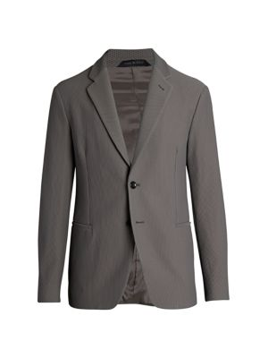 Unconstructed Knit Blazer