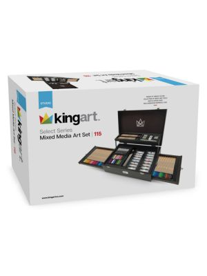 115-Piece Select Series Mixed Media Collection