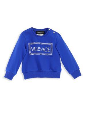 Baby Boy's Logo Sweatshirt