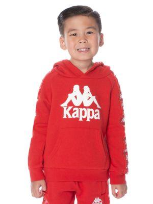 Little Kid's & Kid's Brushed Fleece Hooded Sweatshirt