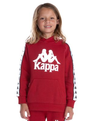 Little Kid's & Kid's Reflective Logo Hooded Sweatshirt