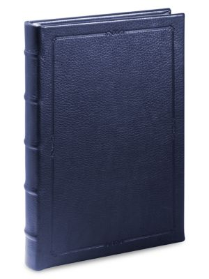 Small Hardcover Leather Journal