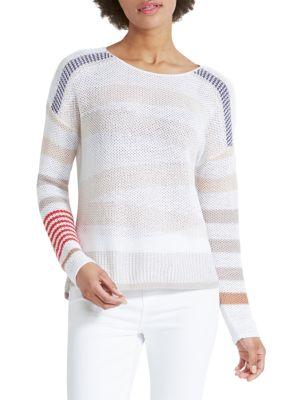 Cannon Stripe Sweater