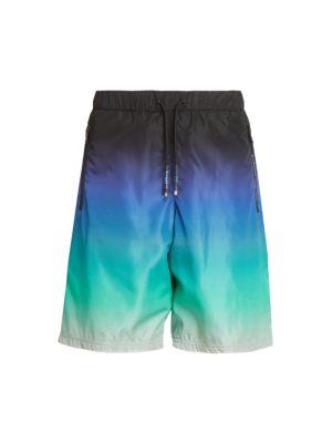 Degrade Jogger Shorts