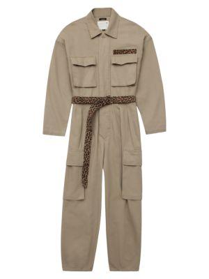 Abu Long-Sleeve Jumpsuit
