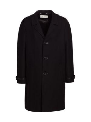 Manteau Demi Raglan Coat