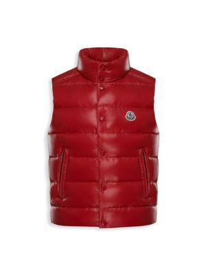 Little Kid's & Kid's Tib Down Puffer Vest