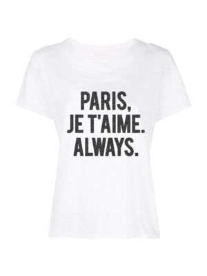 Paris I Love You Graphic T-Shirt