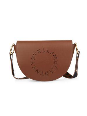 Stella Logo Saddle Bag