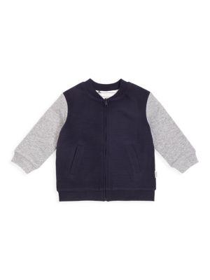 Baby Boy's Colorblock Ottoman Jacket