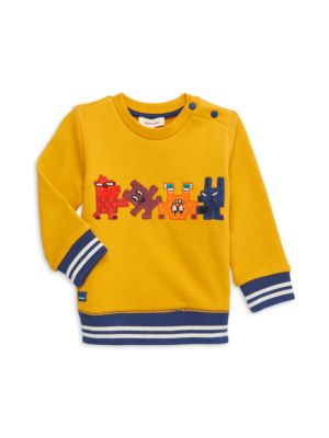Baby's & Little Boy's Playful Sweatshirt