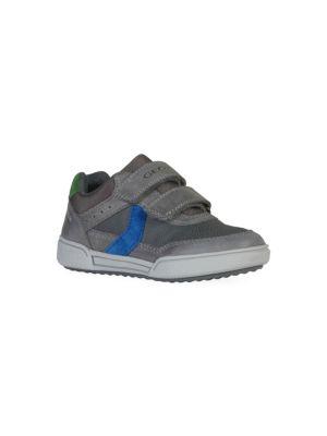 Little Boy's & Boy's Poseidob Leather & Mesh Sneakers